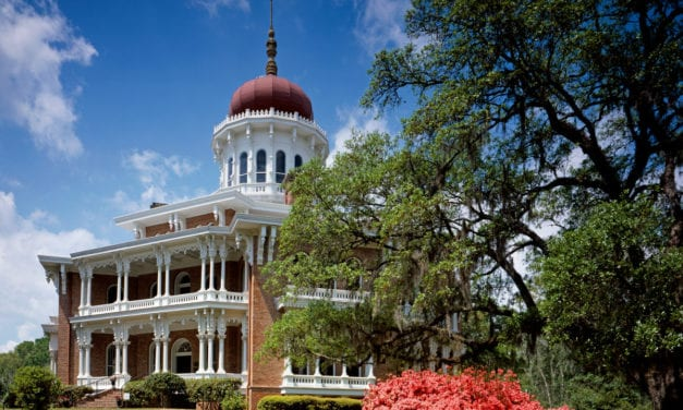Longwood Mansion, the unfinished gem of Mississippi