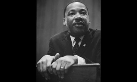 Creating a blueprint for life with help from Martin Luther King Jr.