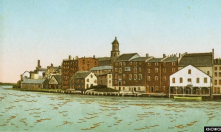 15 amazing old pictures of Portsmouth NH from 1905