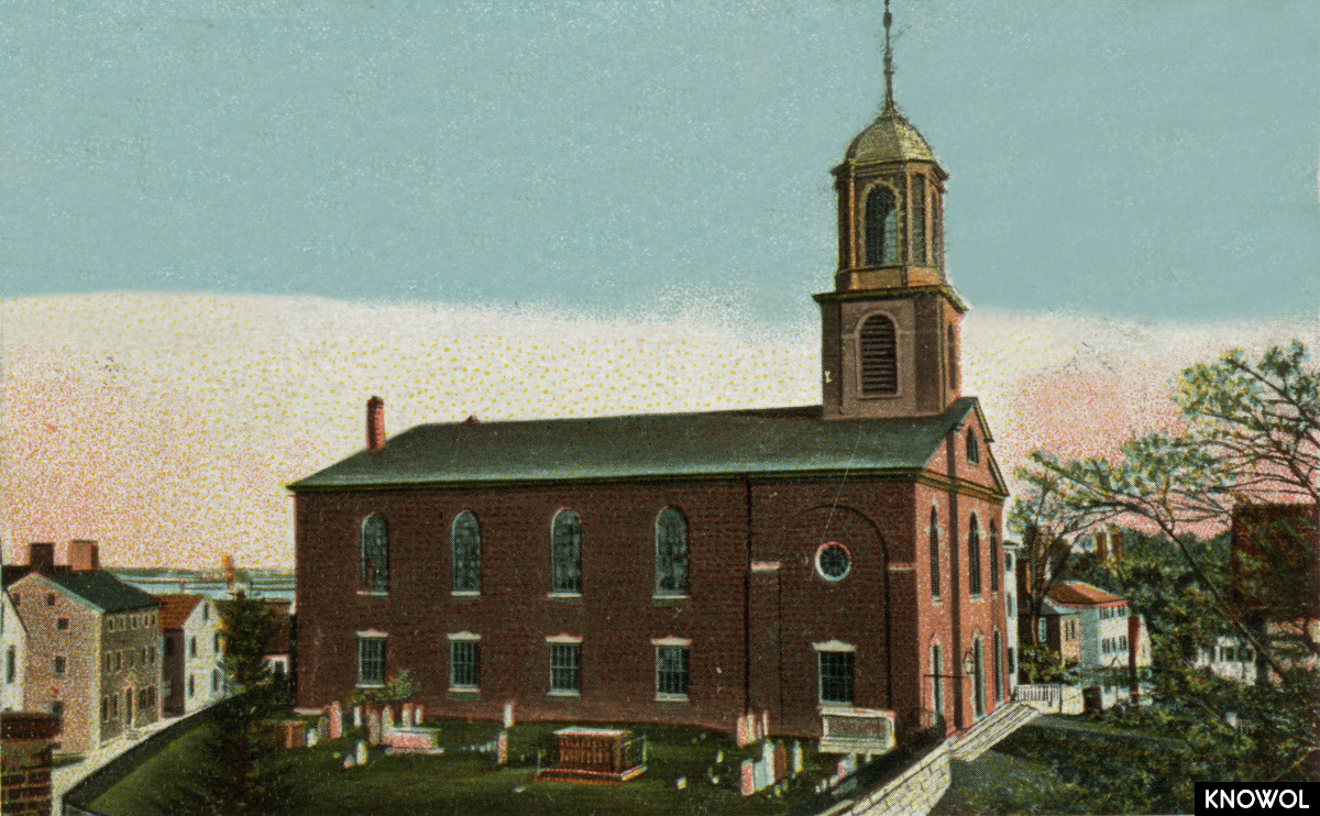 15 Amazing Old Pictures Of Portsmouth New Hampshire From 1905