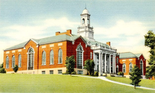 12 fascinating pictures of the University of Connecticut in the 1950's
