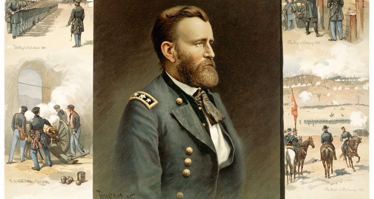Ulysses S. Grant, from West Point to Appomattox