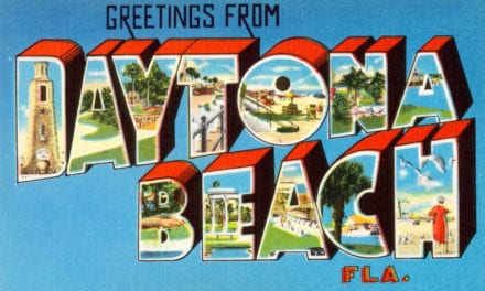 15 amazing postcards showcase Daytona Beach in the 1950's
