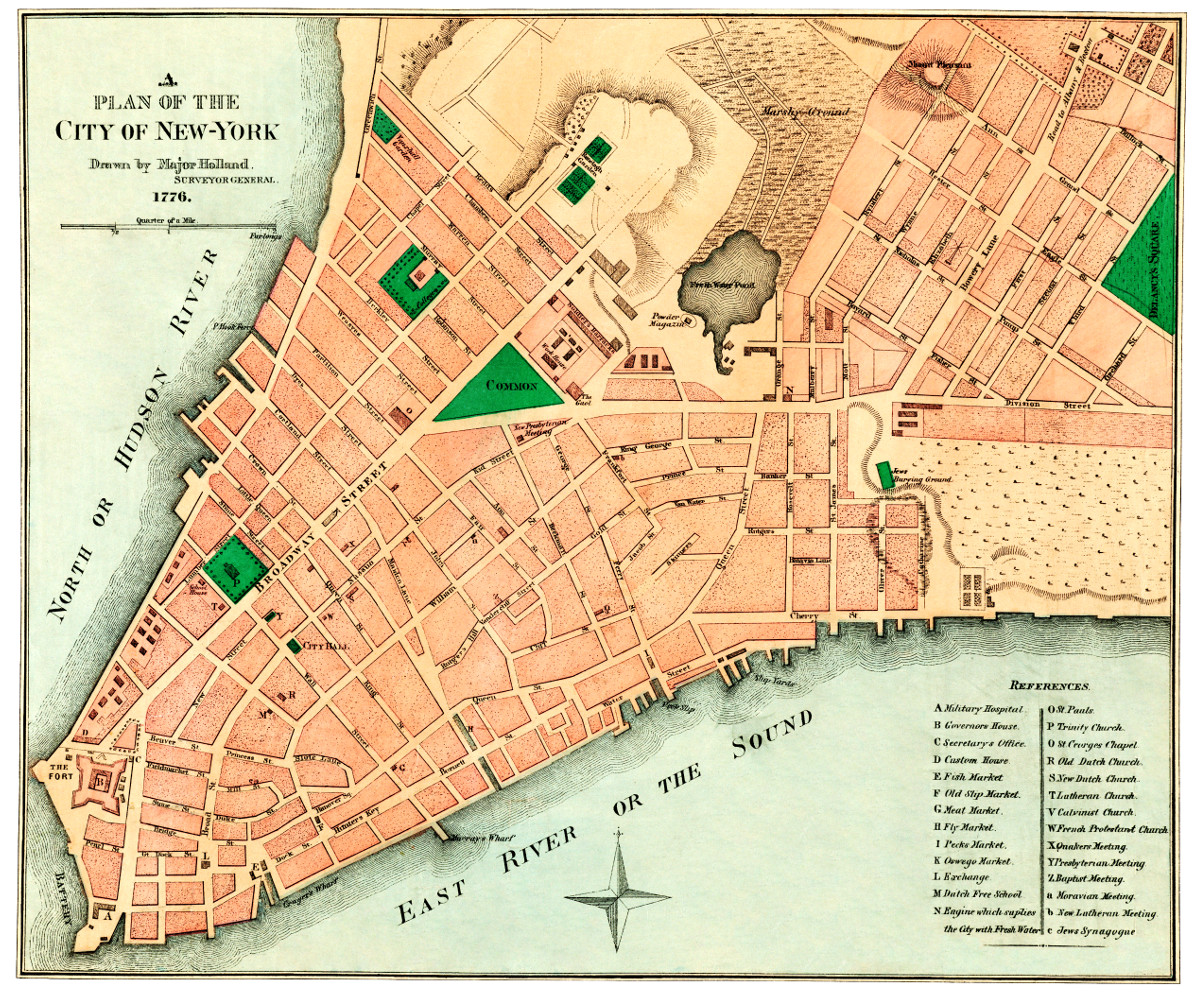 Amazing old map reveals original layout of NYC in 1776 - KNOWOL on nyc street map, manhattan bus map, east river ny map, western new york ny map, east river park map, east river park ny, northern boulevard flushing ny map, east river station, whitestone new york map, east river nyc map, ctaf frequency map, east river greenpoint map, long island city street map, east river running map, new york new jersey rivers map, east river bronx map, east river colorado map, east river bridges map, east river ferry map, east river manhattan map,