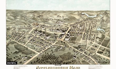 Amazing old map of Attleboro, Massachusetts from 1878