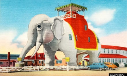 Lucy the Elephant – the pride and joy of Margate, NJ