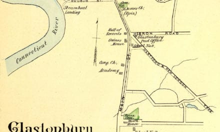 Glastonbury, Rocky Hill, Enfield & Collinsville, CT in 1893