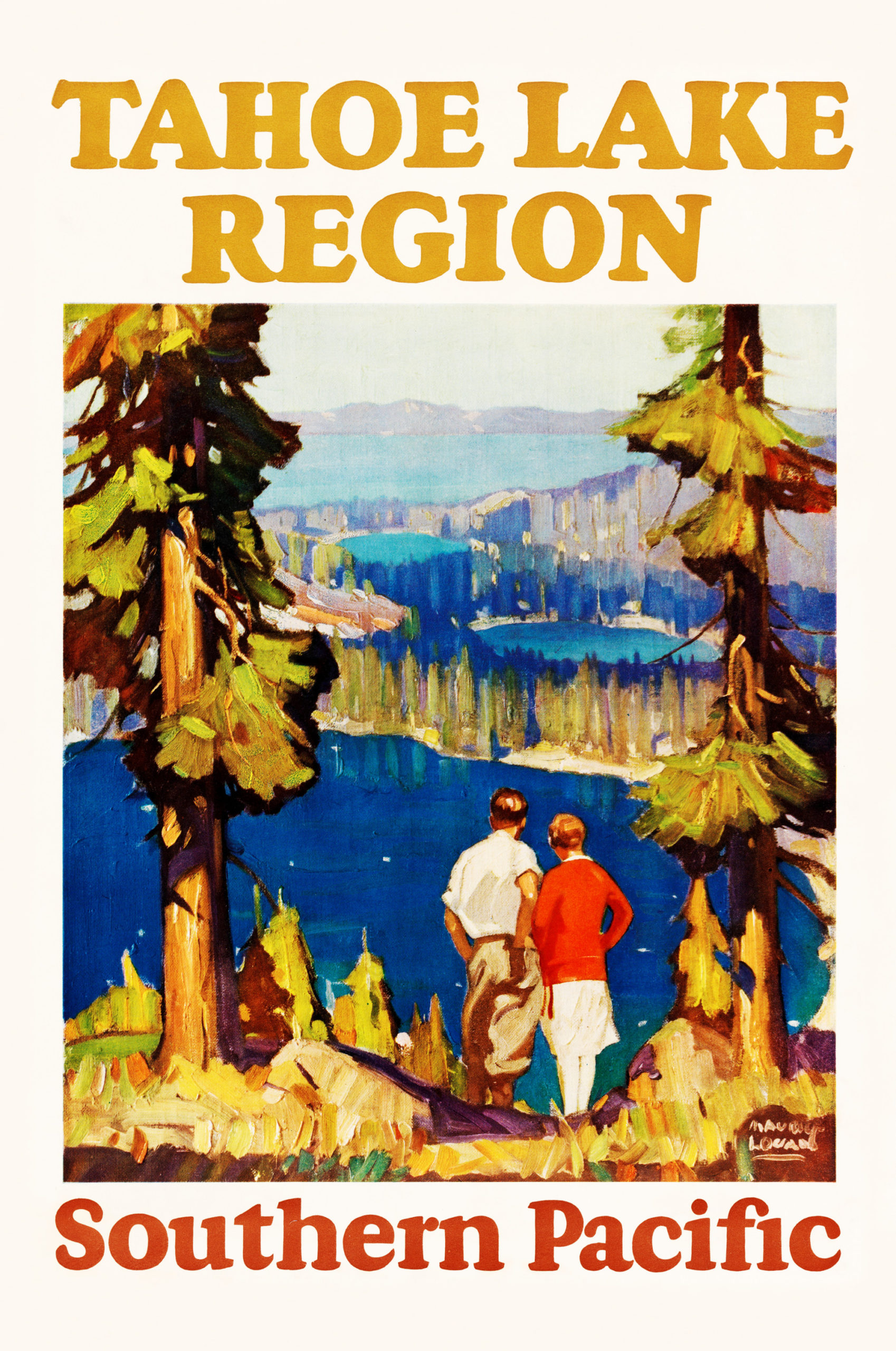 old travel posters