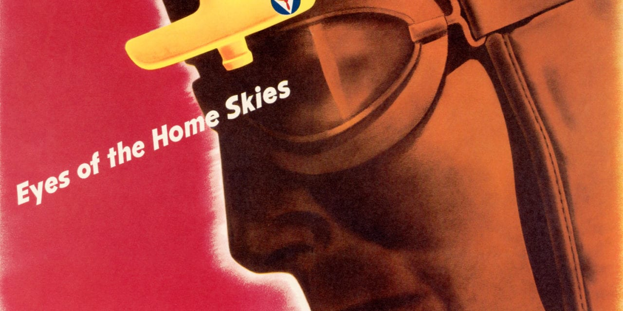 Civil Air Patrol: Eyes of the Home Skies Vintage Poster