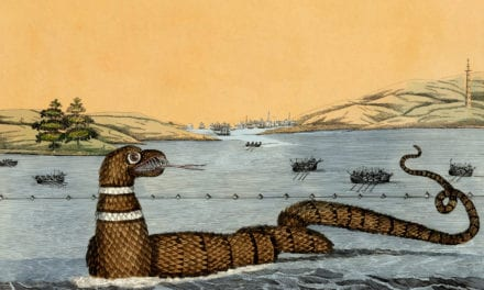 The Gloucester, Massachusetts sea serpent sightings of 1817