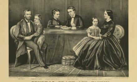 Ulysses S. Grant's deathbed letter to his wife and children